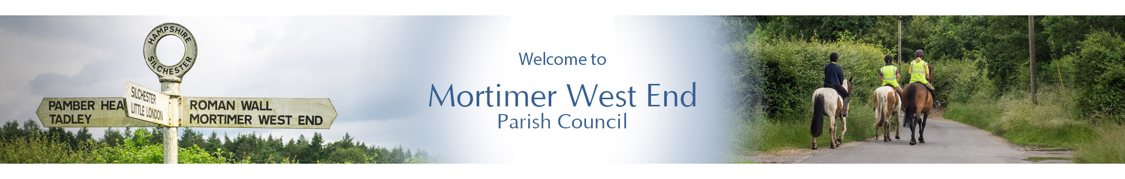 Header Image for Mortimer West End Parish Council